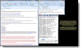 TheStrategyLab Review Emmett Moore Jr., Striker and IRC troll